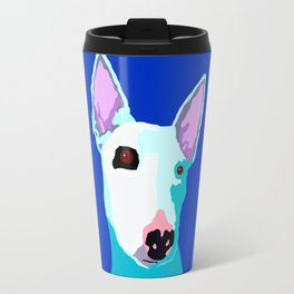 Bull Terrier Travel Mug