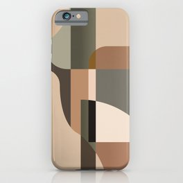 Intersections-01 iPhone Case