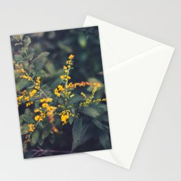 Whispers of Gold Stationery Cards