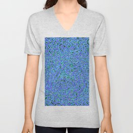 Kaleidoscope of Colors Unisex V-Neck