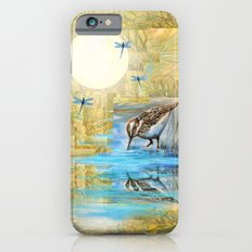 Nature Reflected Series: Speckled Plover Slim Case iPhone 6s
