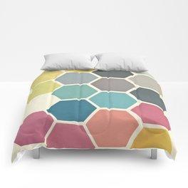 Honeycomb II Comforters