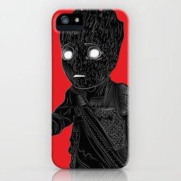BabyGroot, GuardiansOfTheGalaxy iPhone Case