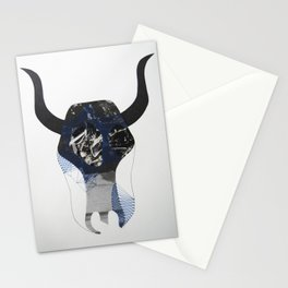 MY DEMONS ARE A PRINT #2 Stationery Cards