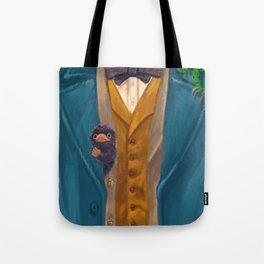 Newt Scamander (Costume + Critters) Tote Bag