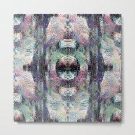 overabundance/ambivalence, orderly [admonitions] 2 Metal Print