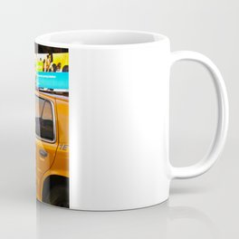 Taxi Service Coffee Mug
