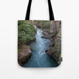 Alaska River Canyon - I Tote Bag