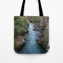 Alaska River Canyon - I Tote Bag