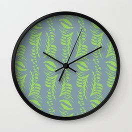 Pieris 4 Wall Clock