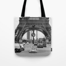 Paris transport Tote Bag