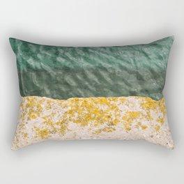 Government dock Rectangular Pillow