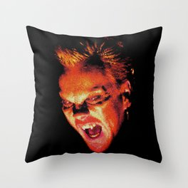 The Lost Boys David Stained Glass Throw Pillow