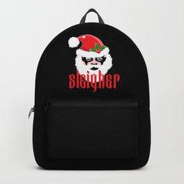 Sleigher | Christmas Xmas Parody Backpack