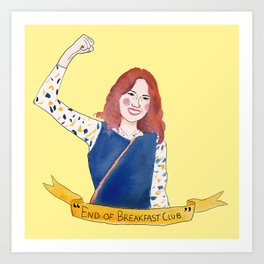 Unbreakable Kimmy Schmidt Art Print