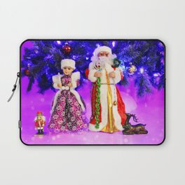 Twas The Night Before Christmas Laptop Sleeve