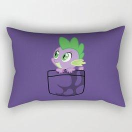 Spike Pocket Tee Rectangular Pillow