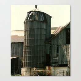 WI Farm Canvas Print