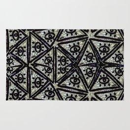 Triangle MÖÓL pattern Rug