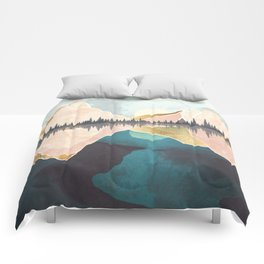 Summer Reflection Comforters