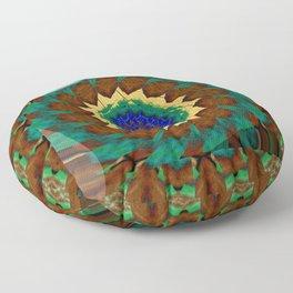 Whirly Twirly Nausea Floor Pillow