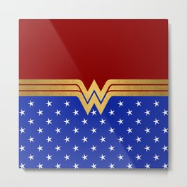 Wonder Of Women Metal Print