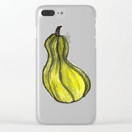 Squash Clear iPhone Case