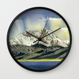 Waters of Life Wall Clock