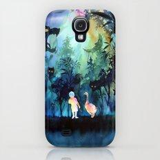 Deep forest Slim Case Galaxy S4