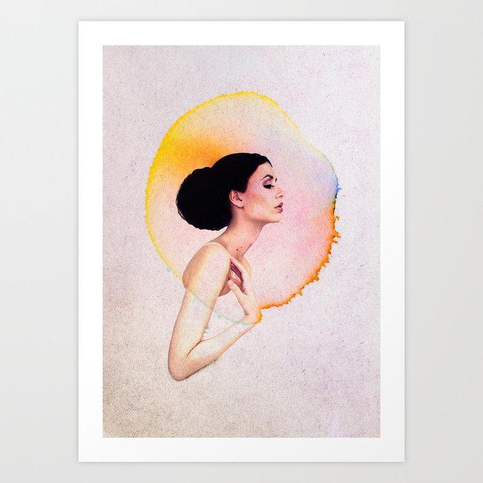 Bubble Of Happiness Kunstdrucke