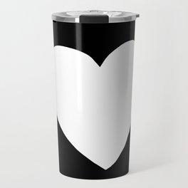 Big Heart Travel Mug