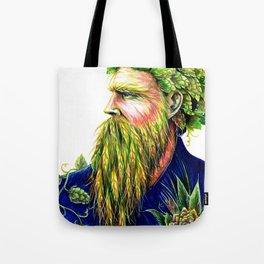 Hopster Tote Bag