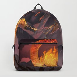 Demon of Pride and Conquest Backpack
