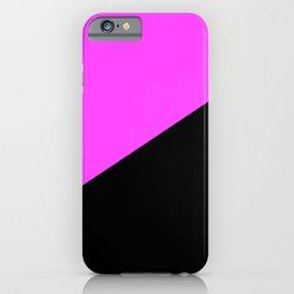 Anarcha Feminist Flag Anfem iPhone Case
