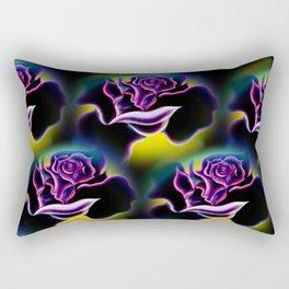 Flowers magic roses 6 Rectangular Pillow