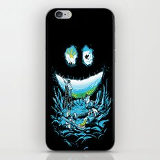 Cave-ities iPhone Skin