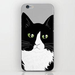 Henri the Existential Cat iPhone Skin
