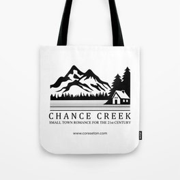 Chance Creek Tote Bag