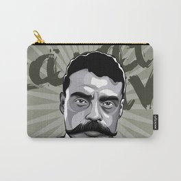 Emiliano Zapata - Trinchera Creativa Carry-All Pouch