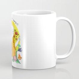 The Buddhist Monk Coffee Mug