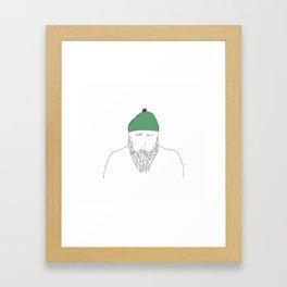 Seaman Framed Art Print