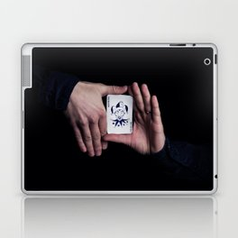 tricky hands Laptop & iPad Skin