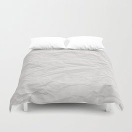 Salvaged Duvet Cover