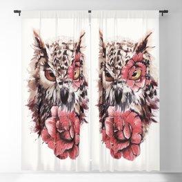 Owl Blackout Curtain