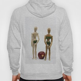 Adam and Eve Hoody