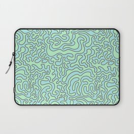 Wacky Pattern Laptop Sleeve