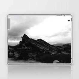 Foggy Rocks Laptop & iPad Skin