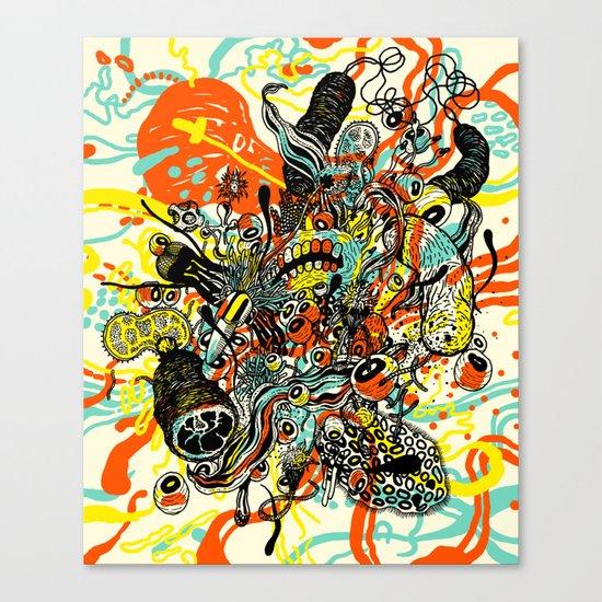 Triefloris Canvas Print
