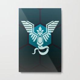 Mystic – Team Poster Series Metal Print