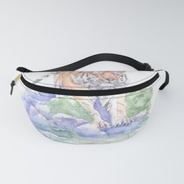 Tiger Oasis Fanny Pack